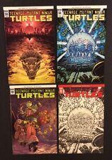 TEENAGE MUTANT NINJA TURTLES #56 Comic Books 4 VARIANTS VF IDW 2016 Eastman TMNT