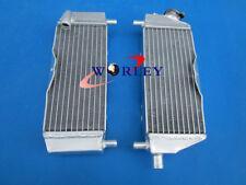 For Kawasaki KX250 KX 250 2005 2006 2007 05 06 07 Aluminum Radiator