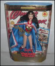 NRFB MATTEL BARBIE MATTEL 1999 WONDER WOMAN DC COMICS COLLECTOR EDITION #24638
