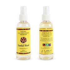 SandalWood Fragrance 100% Natural Pure Car & Room Freshener Atomizer Spray 100ml