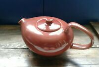 Russel Wright Oneida teapot with Lid     Brown - MSM Style