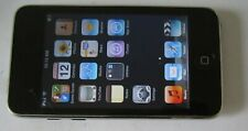 Apple iPod Touch 2nd Generation 8Gb Mp3 Music Media Player *Crack*