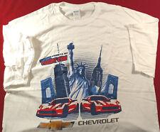 New York Comic Con 2017 T-Shirt  Chevrolet Chevy Size XL NYCC 100% Cotton Unworn