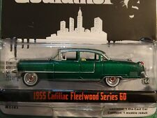 Greenlight Chase The Godfather Hollywood 14 1955 Cadillac Fleetwood Series 60