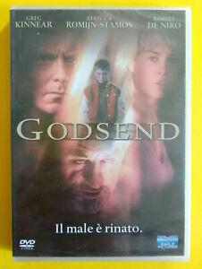 DVD Film Ita Horror GODSEND Robert De Niro Greg Kinnear no vhs cd lp mc (D6)