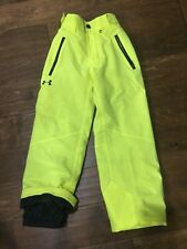 Under Armour Boys' Rooter Insulated Winter Ski Snowboard Pants Size: S, M