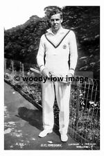 rp4576 - Wimbledon Tennis Player - J C Gregory - photograph 6x4
