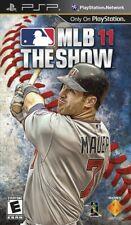 PSP Juego-MLB 11: the Show (US) (sólo UMD)