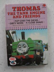 Ladybird Book, Pop goes the Diesel by Rev. Wilbert Vere Awdry 1987