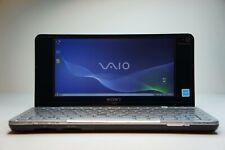 New listing Sony Vaio P (Vgn-P19Vrn) Black (Ssd Inside)