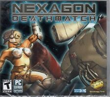 Nexagon: Deathmatch (PC-CD, 2010) for Windows XP/Vista/7 - NEW in Jewel Case