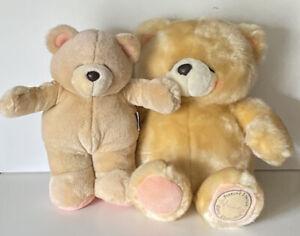 Hallmark Forever Friends Bear Soft Plush Toys 40 And 30cm tall