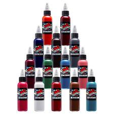 Mom's Inks 14-Bottle Color Set 2 -1 oz