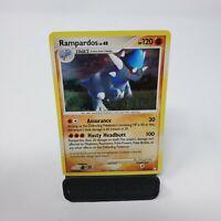 Rampardos Mysterious Treasures 33/123 Holo Rare Pokemon Card