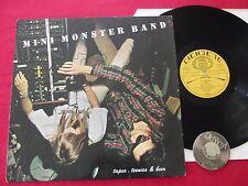 LP Mini Monster Band Tapes, Teenies & Beer Germany 1981 / 1982   EX