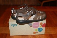 Igor Jelly Sandals For Girl. Size 29. Great Conidition