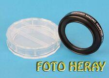 Nahlinse Matched Macro Adaptor (1:1) 49 mm 49mm Makro Nah Linse 03256