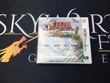 The Legend of Zelda Tri Force Heroes-Nintendo 3 DS (NEW/SEALED)