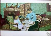 1960s Edouard Vuillard - La soupe d'Annette