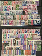 German occupation of Serbia complete collection  ** MNH  !!