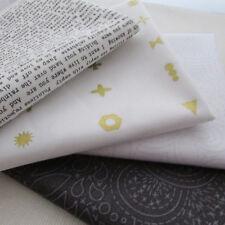 Makower Orange 526 100/% Patchwork Quilting Cotton Fabric Sarasa Geometric