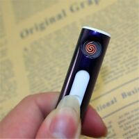 Hotsale USB Electronic Rechargeable Lighter Flameless Windproof Random Color