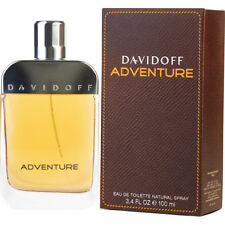 ADVENTURE 100ml EDT SPRAY FOR MEN BY DAVIDOFF ---------------------- NEW PERFUME
