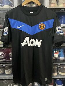 Nike Manchester United Chicharito Away Player Issue Jersey / Shirt 2010 - 2011