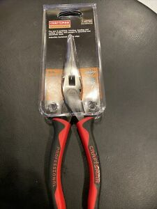 "Craftsman Professional 8"" Long Nose Pliers, made in USA - Part # 45763"