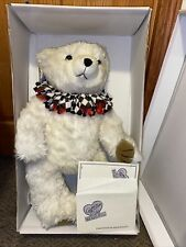 """Annette Funicello Harlequin Collection """"Harley� 24�Teddy Bear w/ Box & Cert."""