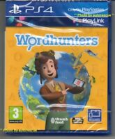 Wordhunters  'New & Sealed'   *PS4(Four)*