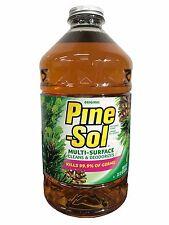 Pine-Sol Original Multi-Surface Cleans Deodorizes Kills 99.9% of Germs 100 FL OZ
