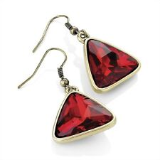 Crystal Princess Alloy Drop/Dangle Costume Earrings