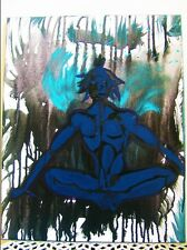 Astral Travel Out of Body Experience haunted painting spirit dybbuk Activity EVP
