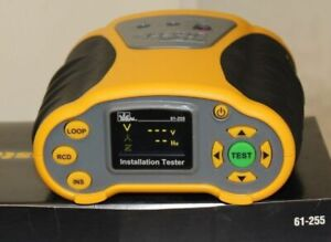 Ideal Sure Test Installation Tester 61-255 Boxed Brand New