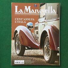 LA MANOVELLA n.9 Settembre 2004 FRANCO GIANNINI MOTO MASERATI Rivista/Magazine