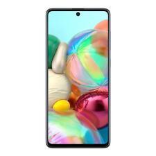 Samsung Galaxy A71 SM-A715 128GB Prism Crush Silver DS Smartphone Originale