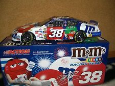 1/24 Action 2005 Nascar #38 Elliott Sadler M&M's 4th of july
