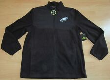 Philadelphia Eagles Full Zipper Micro Fleece Jacket men's size XL