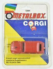 Corgi Juniors Metalbox Citroen Dyane Red Hungary RARE 1:64 Scale MOC