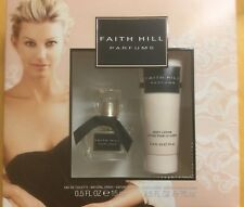 Faith Hill Parfums Perfume for Women By Faith Hill 2 Pc Set NEW