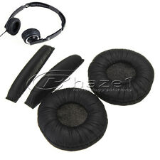 Sennheiser PX100 PMX100 PX200 Quality Replacement Leather Ear + Head Band Pads
