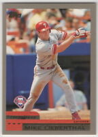 2000 Topps Baseball Philadelphia Phillies Team Set