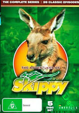 The Adventures of Skippy - Complete Series NEW PAL 5-DVD Set Andrew Clarke