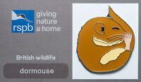 RSPB Pin Badge | Dormouse | GNaH [00173]