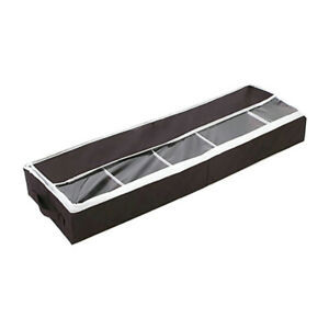 1PC Visible Window Non-woven Shoes Box Shoe Sorting Box Shoes Organizer for Home