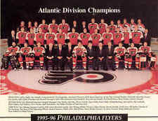 1995-96 PHILADELPHIA FLYERS 8X10 PHOTO HOCKEY NHL PICTURE CHAMPS