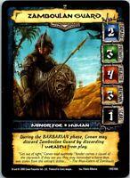 Conan Core CCG TCG Card #164 Zamboulan Guard