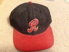 Rochester Red Wings GAME USED HAT Rick Krivda Baltimore Orioles Baseball Cap MLB
