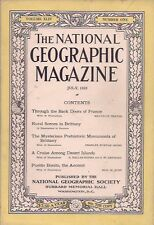 national geographic-JULY 1923-A CRUISE AMONG DESERT ISLANDS.